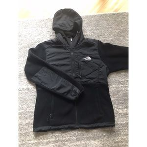 The North Face Hooded Fleece Size L